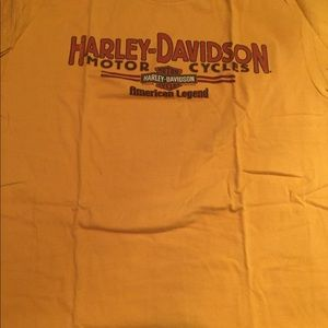 Men's Harley Davidson tee